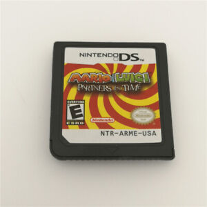 MARIO-AND-LUIGI-PARTNERS-IN-Time-For-Nintendo-3DS-NDSI-NDSL-NDS-Game-Cartridge