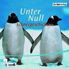 UNTER NULL - Schneegeschichten * Hörbuch (2003)