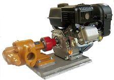Oil Transfer Gear Pump For Motor Oil Biodiesel Wvo Wmo Gas Powered