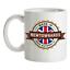 Made-in-Newtownards-Mug-Te-Caffe-Citta-Citta-Luogo-Casa miniatura 1