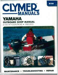 Clymer Manuals: Motorcycle Repair: Yamaha 2