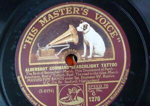 Aldershot command searchlight tattoo