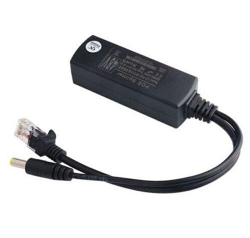 PoE Splitter 24~48 TO 12V Active PoE Splitter Network Power Over Ethernet