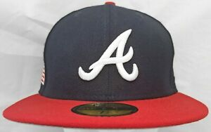 Atlanta-Braves-MLB-New-Era-59fifty-7-amp-1-4-fitted-cap-hat