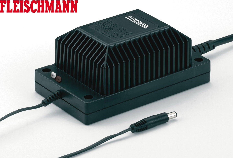 Fleischmann 670601 Lichttransformator con 2 Uscite 14V 16V Nuovo + Conf. Orig.