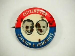 Ciudadanos-para-Johnson-amp-Humphrey-Politico-Campaign-Boton-Pin-3-7cm
