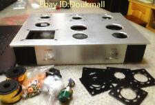 Douk Audio DIY Chassis Aluminium Enclosure For KT88 300B 2A3 EL34 Tube Amplifier