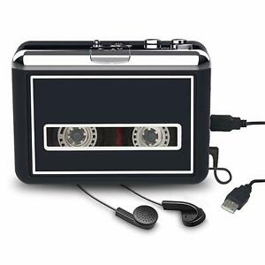 Portable-Cassette-Player-USB-Cassette-Tape-to-MP3-CD-Player-Converter