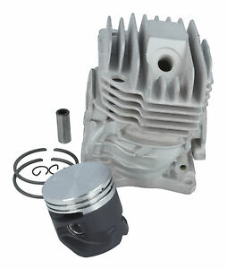 War-Tec-Cilindro-y-piston-Se-Ajusta-Motosierra-Stihl-ms201-ms201t