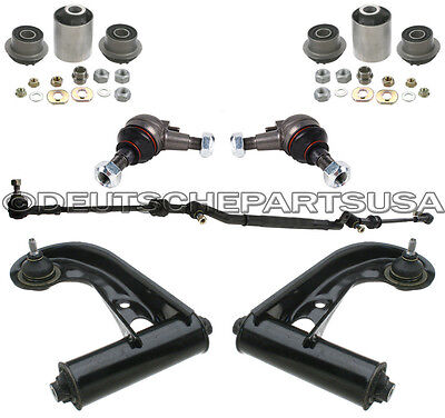 CHRYSLER CROSSFIRE CONTROL ARM ARMS BALL JOINT CENTER DRAG LINK TIE ROD RODS KIT