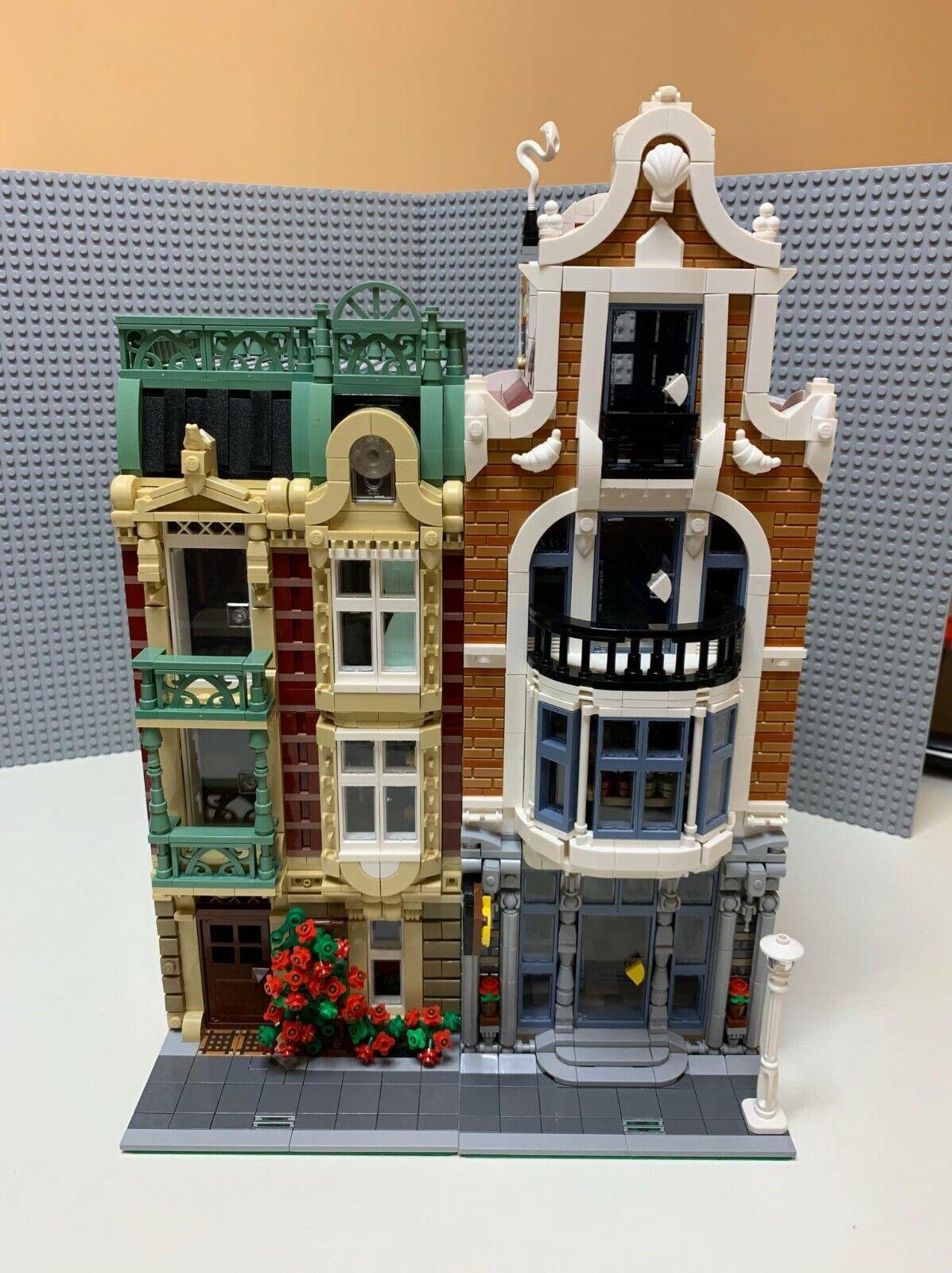 LEGO Cheese Shop Modular Buildings Modular Building