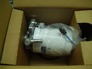 2003-2009 topkick duramax fuel filter housing assembly primer 12642624  remote gm