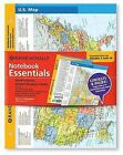 Rand McNally Notebook Essentials: Need-To-Know Social Studies Facts by Rand McNally & Company (Sheet map, folded, 2012)