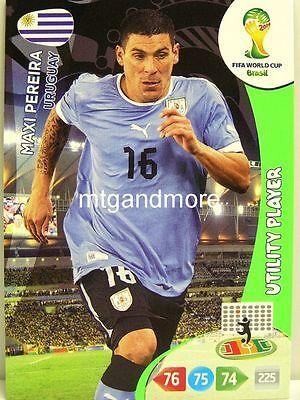Adrenalyn XL - Star + Utility Player aussuchen - FIFA World Cup Brazil 2014 WM