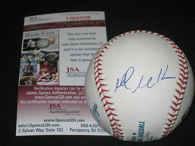 Sports Mem, Cards & Fan Shop Spirited Mark Mulder Cardinals Signed Autograph Authentic Rawlings Oml Baseball Jsa Coa Grade Products According To Quality