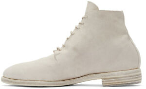 Clearance Authentic Cheap Collections Grey Suede Distressed Boots Guidi 0o53HO
