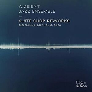 AMBIENT-JAZZ-ENSEMBLE-SUITE-SHOP-REWORKS-CD-NEUF