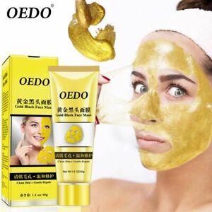 OEDO-Gold-entfernen-Pickel-Maske-schrumpfen-Poren-verbessern-Haut-Rough-Akne-Gesichtsmaske