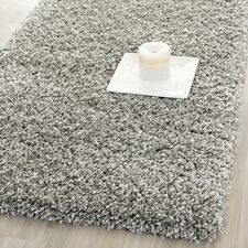 fluffy carpets. item 6 New Shaggy Plush Silver Color 2 3 x 5 Ft Size Fluffy Thick Shag  Carpet Area Rug Flokati Solid Wool 3x5 Natural