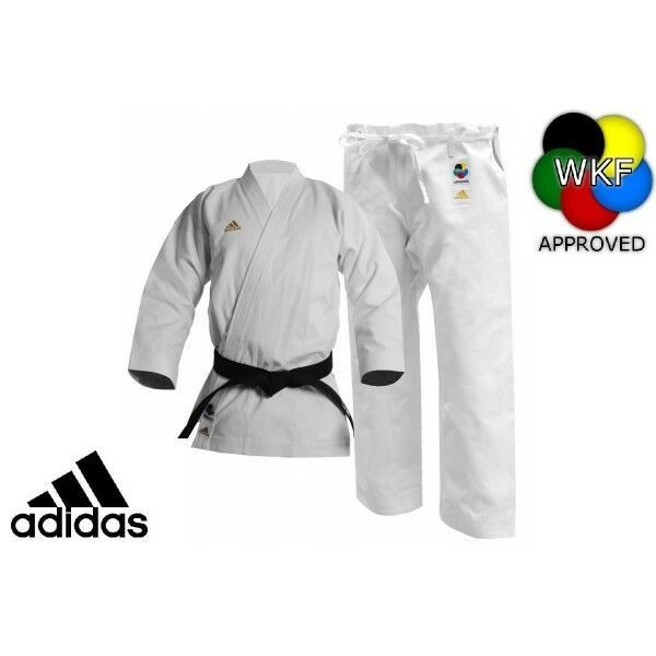 Adidas karate Champion Uniform   Gi