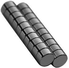 """1/4""""x 1/8"""" Disc - Neodymium Rare Earth Magnet, Grade N48"""