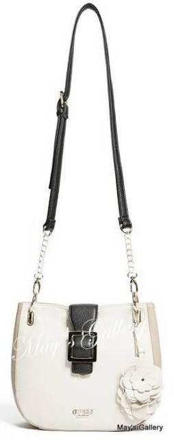 Guess Evening Handbag Purse Crossbody Tote Shoulder Hand Bag Wallet Clutch  NWT