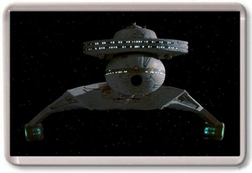 STAR TREK SHIPS - Large Jumbo Kirk Spock FRIDGE MAGNET Various Designs