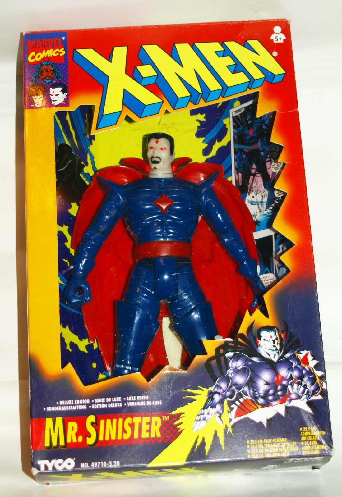 10    tall marvel figure mr sinister x men 970ea8