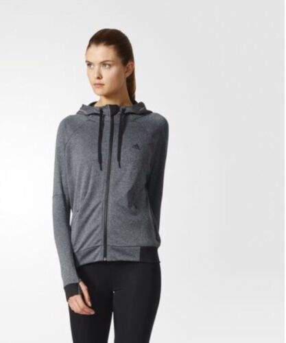 Training Performance Hoodie Delivery Adidas Free Womens Top Bnwt Jacket gzqxOUx