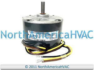 GE-Carrier-Bryant-Condenser-FAN-MOTOR-1-4-HP-208-230v-5KCP39FGN809BS-1100-RPM