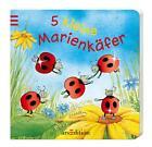 5 kleine Marienkäfer von Sabine Cuno (2015, Gebundene Ausgabe)