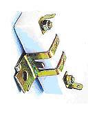 New Ceramic Ballast Resistor Ford Transit Mk1 /& Mk2 /& Ford Capri up to 1978