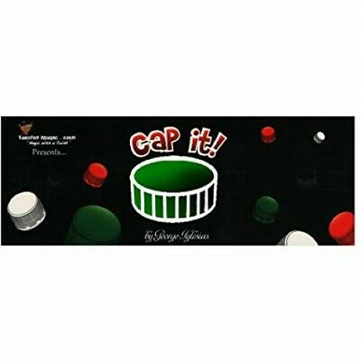 CAP IT White by Twister Magic