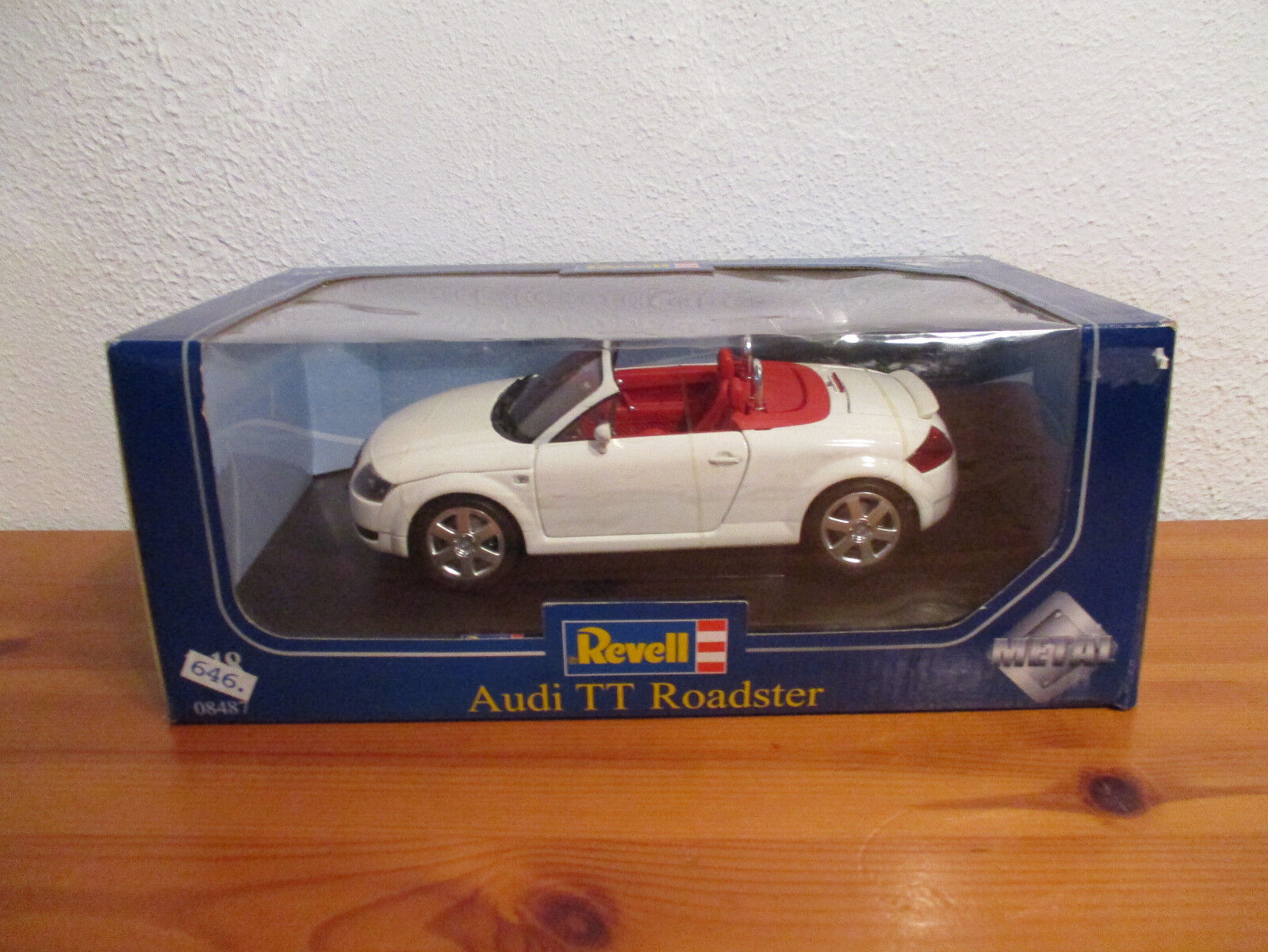 ( Go) 1 18 Revell Audi TT Roadster NUEVO   emb.orig