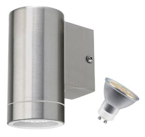 5w-LED-Stainless-Steel-Single-Outdoor-Indoor-Wall-Light-Garden-Wall-Light-LED