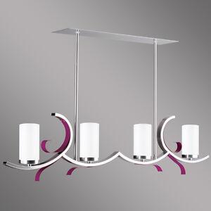 Mirami 4 Moderno Lampadario Sospensione Art Decò di Design 3 ...