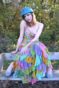 Bcbg ruffle maxi dress