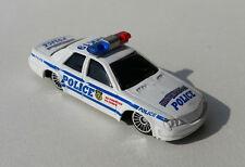 Maisto Police 2012 Marvel Spiderman Speed Machines Macchina Car Vintage