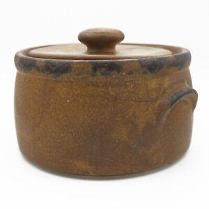 McCoy Pottery Casserole Bean Pot 2 Qt 1421 Vintage