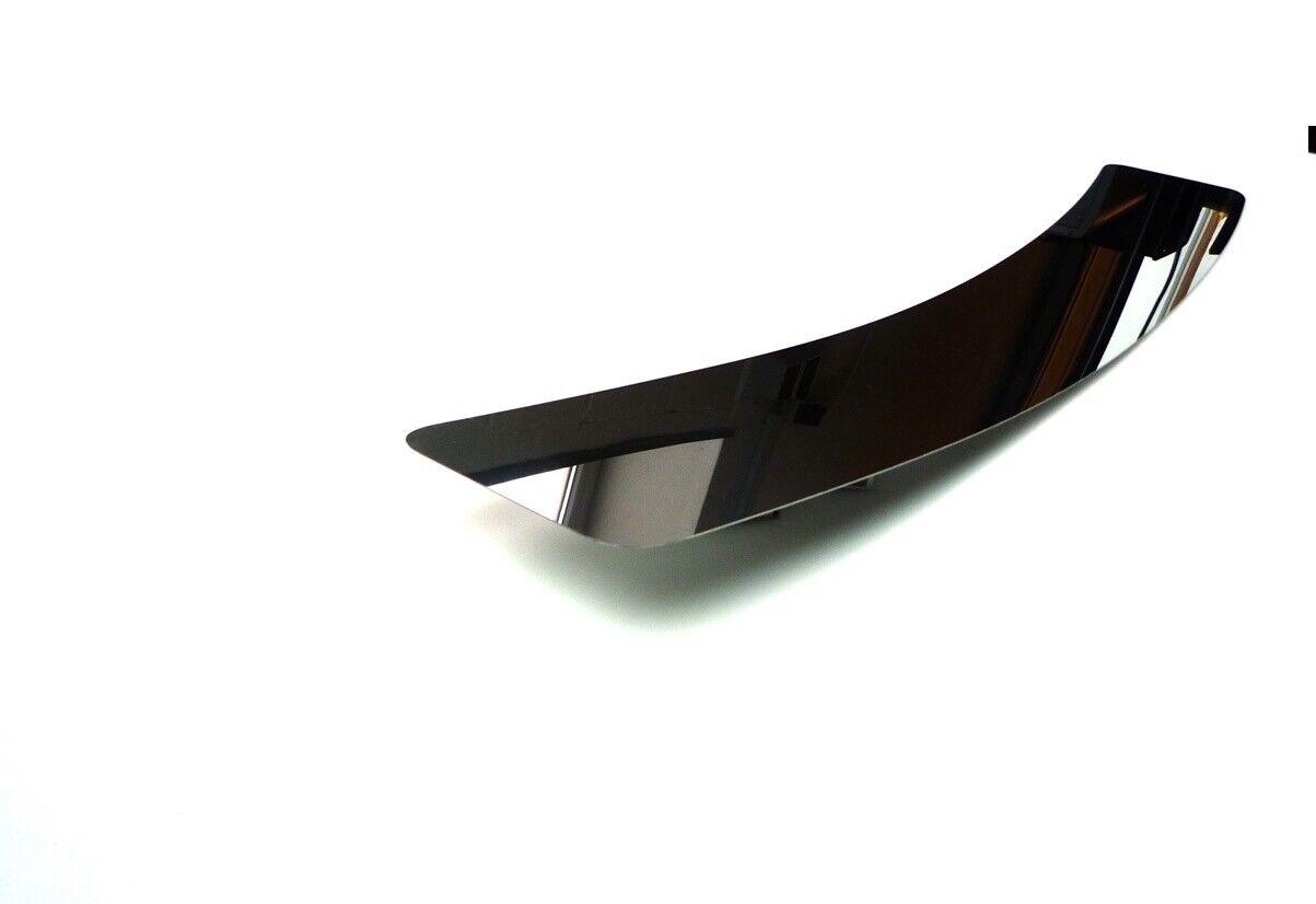 CARBON Optik Qualitäts Ladekantenschutz Schutz für Seat Leon 2 II 1P 2005-2012