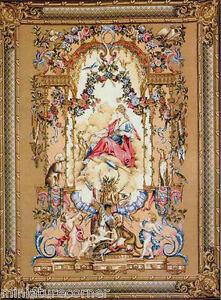 Dolls House Miniature Tapestry effect Picture Hanging 1//12th or 1//24th scale #20