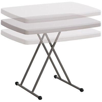 Compact 2.5' Portable Folding Indoor/Outdoor Table for Garden/Party/BBQ/Festival