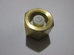Feinwerkbau-CO2-Tank-to-Cylinder-Brass-Adaptor
