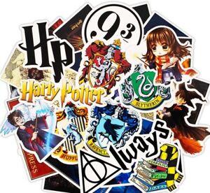 Harry-Potter-Aufkleber-Set-Sticker-Spielzeug-Stickerbomb-Hogwarts-Rowling-Muggel