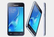 Nuovo di Zecca Samsung Galaxy J1 6 Nero * 4G LTE * SM-J120W 8GB * sbloccare * Smart Phone