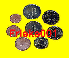 Nederland - Pays-Bas - 1 cent tot 2 euro 2011 unc.