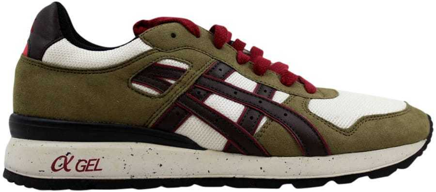 Asics Gt II 2 Olive/Dark Brown H310N 8628 8 Men's SZ 8 8628 85ce94