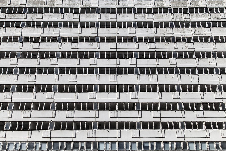 Fototapete Altes Haus Hausfassade - Kleistertapete oder Selbstklebende Tapete