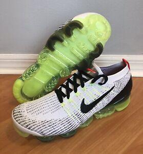 NEW Nike Air Vapormax Flyknit 3 White