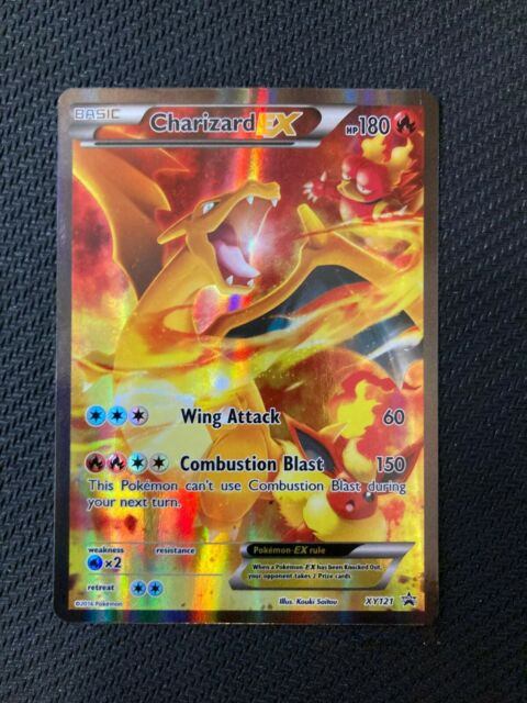 Pokemon Charizard EX Full Art